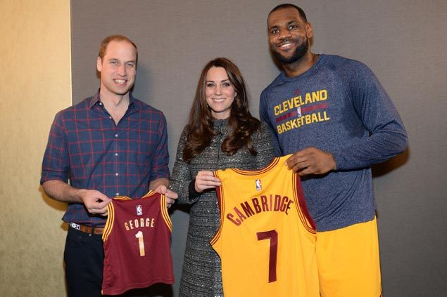 NBA Cares forges partnership with Royal Foundation to develop conservation leaders and grow the game of basketball