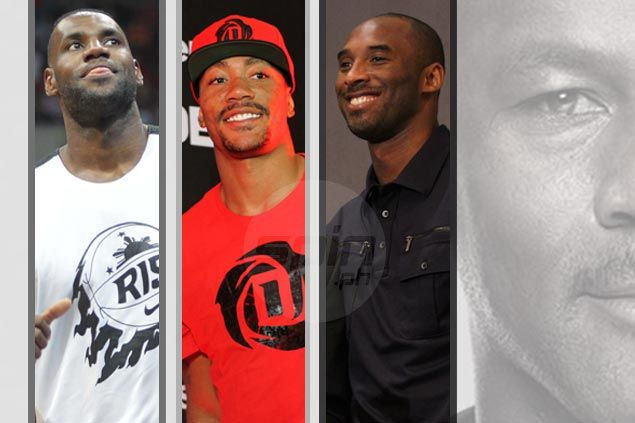 LeBron James just signed megadeal with Nike. Find out where he ranks on endorsement list