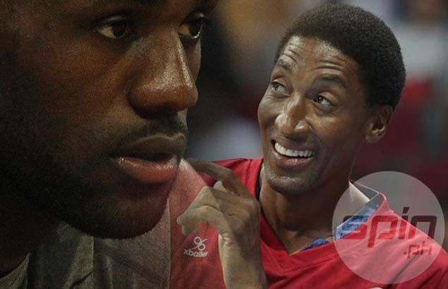 Scottie Pippen: 'I was LeBron James before LeBron James'