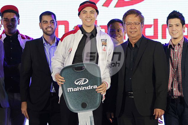 Getting picked by Mahindra in PBA draft caps 'crazy' week for new dad Leo De Vera