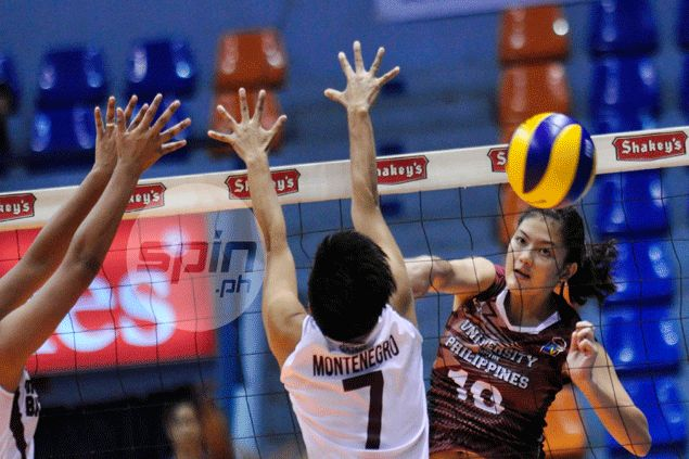 Isa Molde leads way as UP clobbers San Beda in V-League Collegiate Conference opener