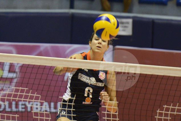 Home team Sisaket downs Foton Pilipinas in straight sets in Thailand volley meet