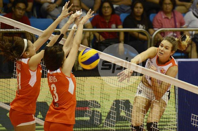 Foton edges also-ran Meralco in five sets to stretch Super Liga win streak to four