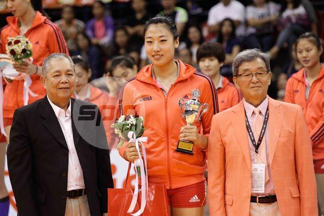 China's Liu Yanhan named MVP of Asian U23 Women's Volleyball Championship
