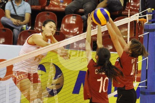 China drubs Macau for second straight win in Asian Under-23 Women's Volleyball Championship