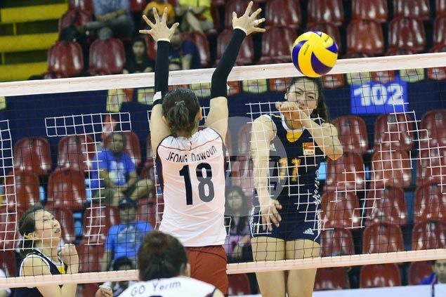 China downs Korea to reach Asian U23 women's volley final and secure spot in world championships
