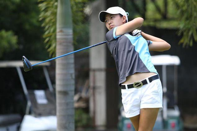 Mikha Fortuna, Lois Kaye Go off to fine start in US Girls Junior Championship