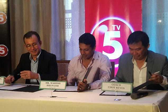 International Premier Tennis League matches to be shown on TV5