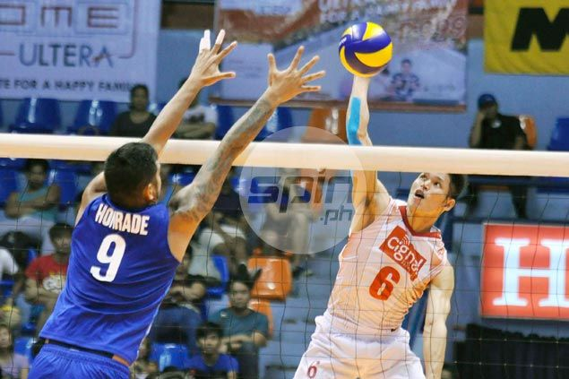 PLDT, Cignal, Air Force advance to Spikers Turf semifinals
