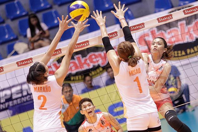 PLDT clinches third place as Meralco ends V-League campaign winless