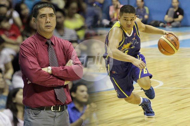Answered prayers for Louie Alas: a win for Alaska and a good game for son Kevin