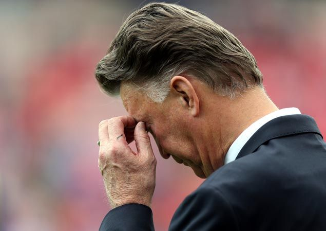 Manchester United humiliated by third tier Dons in League Cup