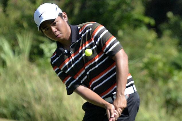 Rupert Zaragosa, Luigi Guerrero set pace in Amateur Open Match Play eliminations
