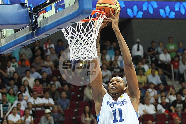 Blackwater seeks temporary relief after tapping Marcus Douthit for injured import Chris Charles