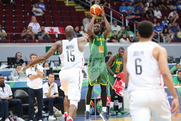 Senegal grateful for fan support as Filipinos cheer on Lions in game against Canada