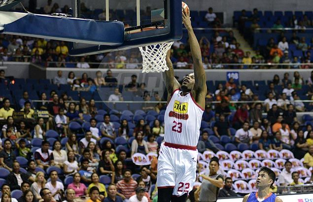 Marqus Blakely flirts with triple double as Purefoods overcomes NLEX