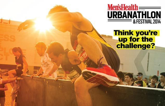 Men's Health Urbanathlon promises toughest course yet for 2014 race