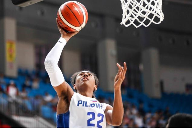 Matt Ganuelas Rosser says dazzling dunk meant to energize Gilas, not to shame India