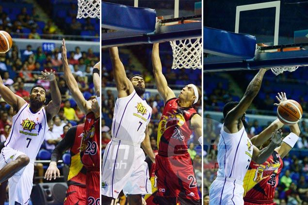 Mo Tautuaa says he meant no disrespect to Arwind Santos with highlight dunk
