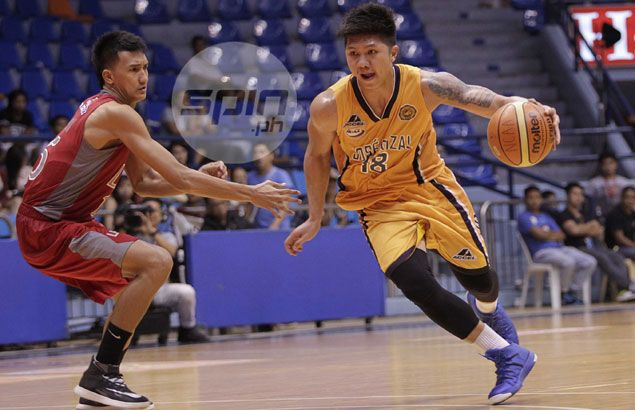 Michael Mabulac glad his performance finally get noticed by JRU coach Vergel Meneses