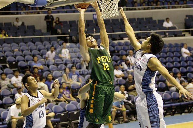 FEU Tamaraws secure Final Four spot with victory over Adamson Falcons