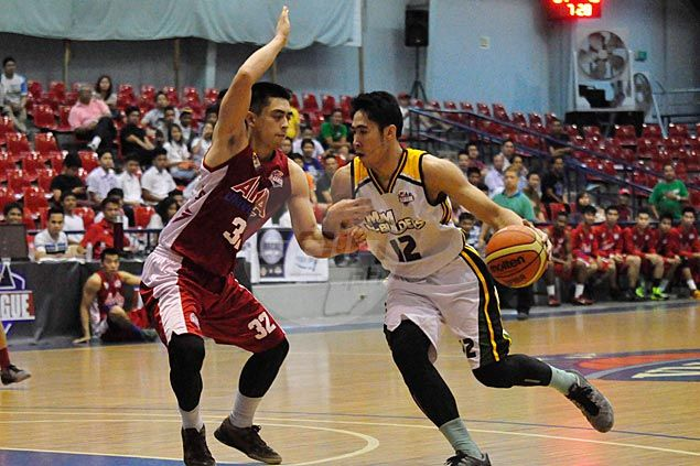 Mac Belo returns to power MJM Builders to victory over AMA University for first win in D-League