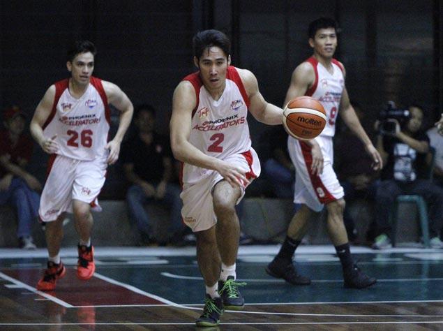 Mac Belo, Mike Tolomia power Phoenix Accelerators past Mindanao Aguilas