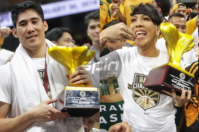 UAAP official explains why Finals MVP Mac Belo was awarded the wrong trophy