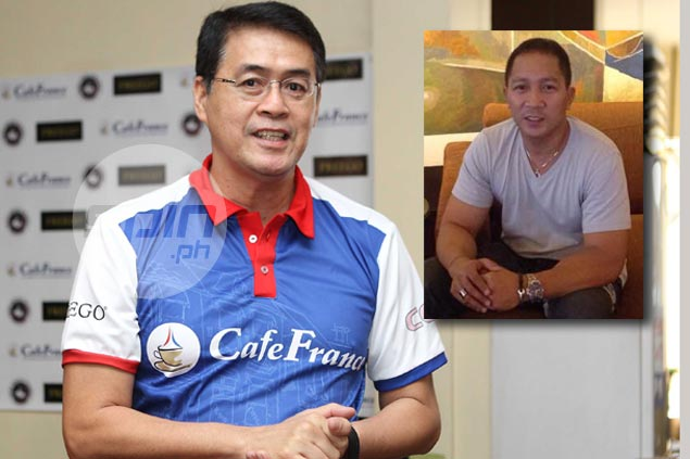 Remember Eugene Quilban? Former PBA top rookie set to return to San Sebastian as coach after long absence