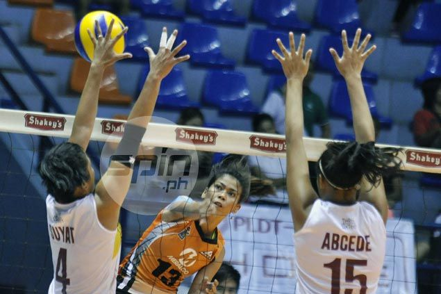 Meralco completes V-League semifinal cast with quick win over Fourbees Perpetual