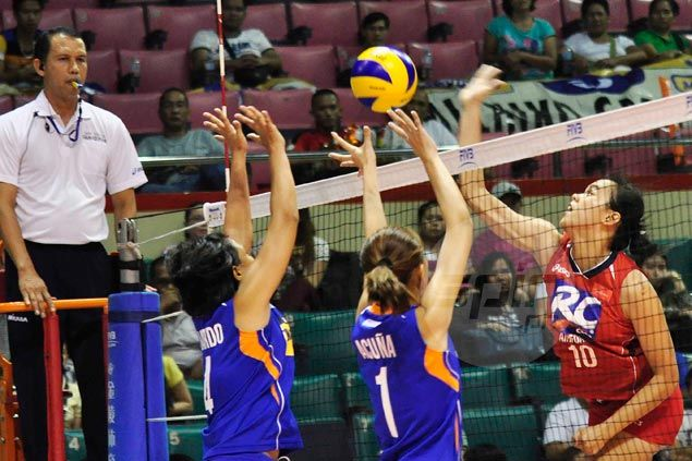 Maika Ortiz leads way as RC Cola Air Force downs Mane 'N Tail to secure spot in Super Liga semifinals