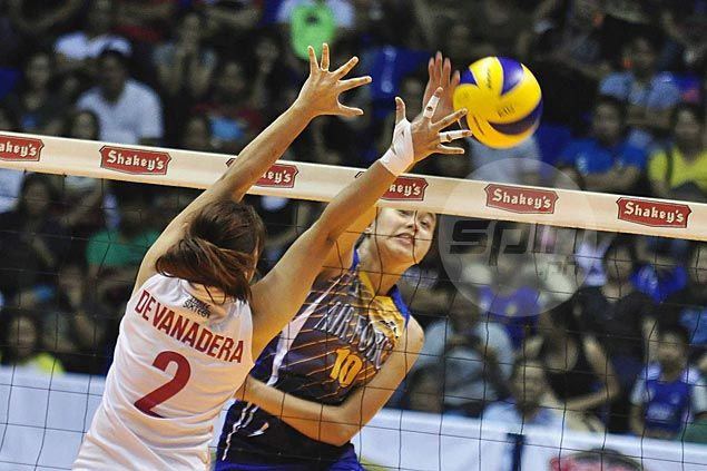 Air Force wins in five to stall PLDT's drive to V-League semifinals