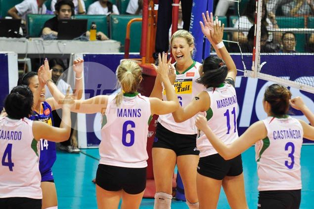 Kristy Jaeckel scores record 40 points as Mane 'N Tail beats Foton for first win in Super Liga