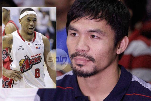 Manny Pacquiao expresses admiration for Calvin Abueva: 'Bilib ako sa hustle n'ya at energy'
