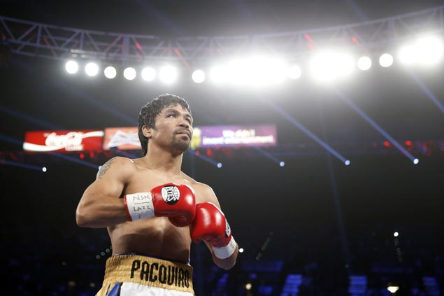 Manny Pacquiao says attempts to stop PH airing of Bradley fight 'unpatriotic'