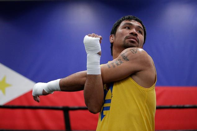 Pacquiao going for gold in Rio: A perfect end to great career - and his best shot at redemption