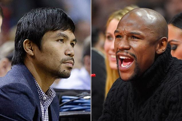 Red carpet welcome awaits Pacquiao, Mayweather in only press conference for May 2 fight