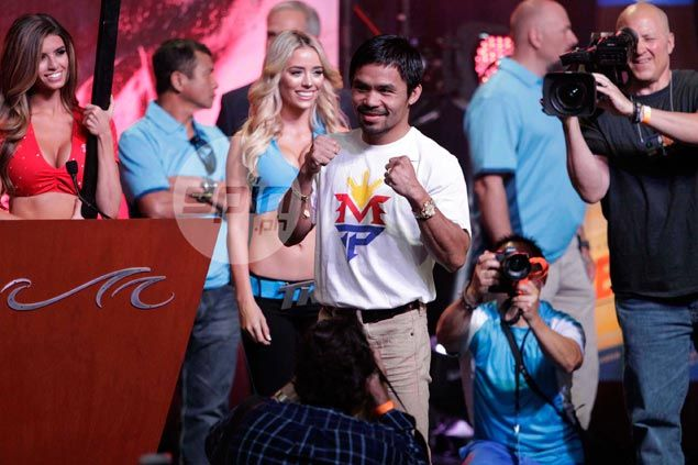 Pacquiao will be unlike any southpaw that Mayweather has seen before, says Buboy Fernandez