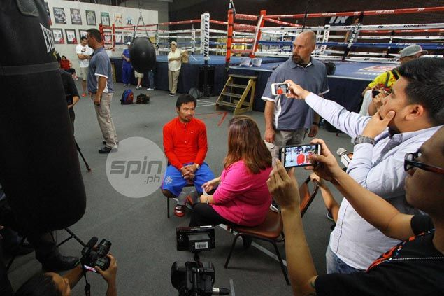 Top matchmaker Bruce Trampler admits he gave up on Pacquiao-Floyd fight years ago