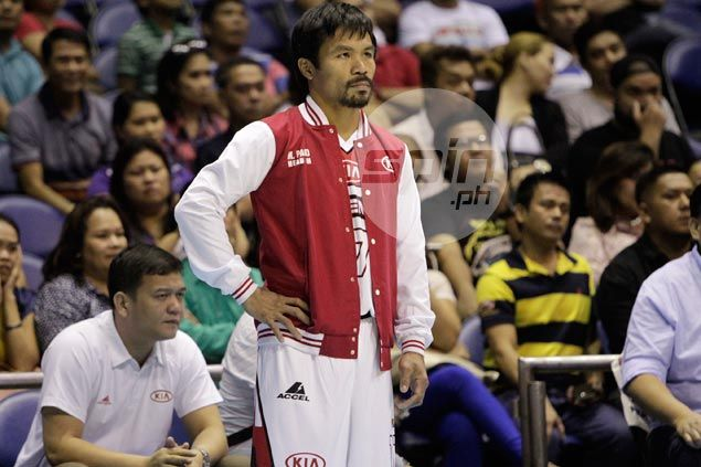 GenSan training for KIA as playing-coach Manny Pacquiao takes a more active role