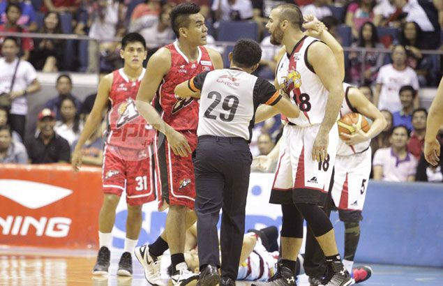 Vic Manuel admits too much emotion got the better of Alaska in Game Two loss