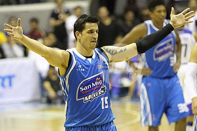 School boy Marc Pingris' New Year's wish is to finally earn college diploma
