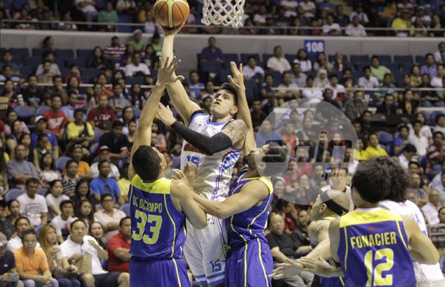Marc Pingris still confident Purefoods can weather the storm despite latest setback against Talk `N Text