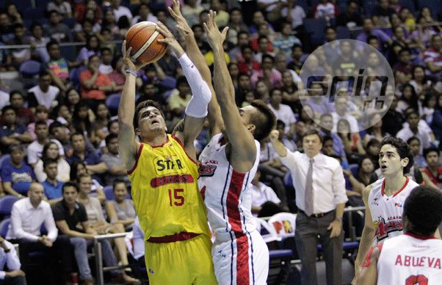 Puzzled Marc Pingris lost for words as to what really ails struggling Star