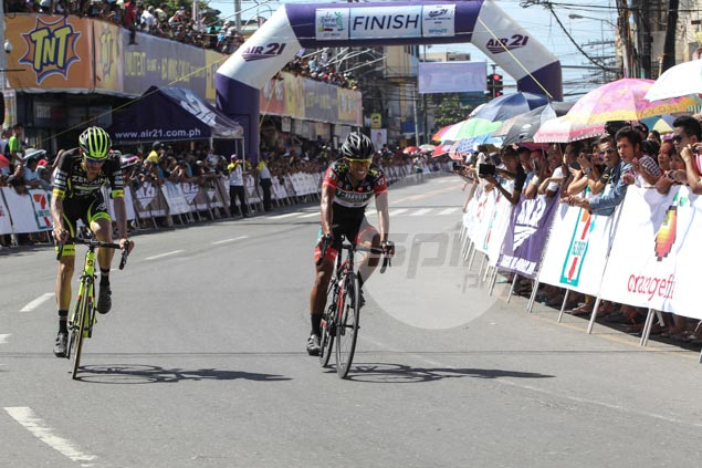 Filipino rider Marcelo Felipe closes in on top 10 in overall standings after Stage Two of Tour de Langkawi