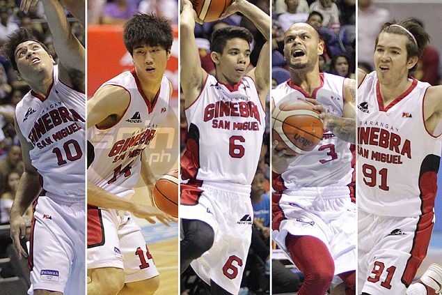 Monfort, Kim stand tall as super subs revive Ginebra's flat-lining playoff hopes