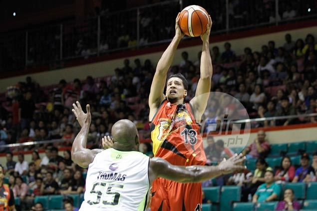 San Miguel Beer finally gets a win run going and sends GobalPort crashing