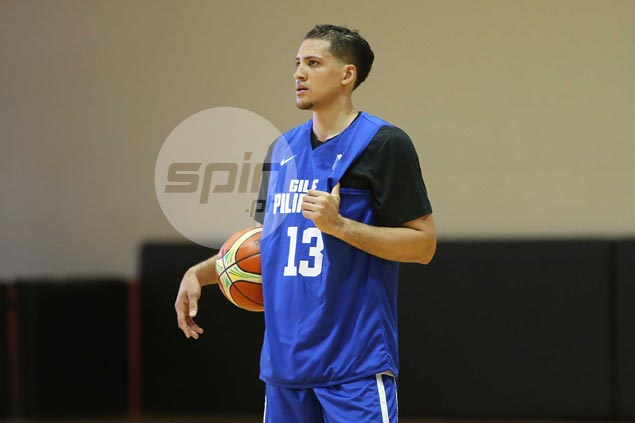 Marcio Lassiter joins 12 others in training as Gilas shifts into high gear ahead of Olympic qualifying