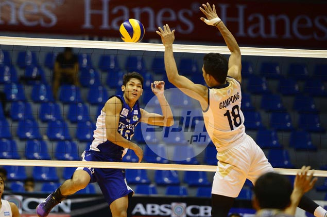 Three-time UAAP MVP Marck Espejo the odd man out in PH men's volleyball team pool