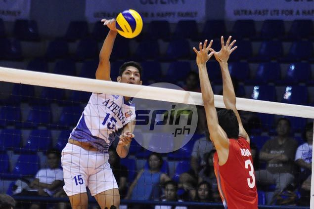 Ateneo survives Howard Mojica's 41-point explosion, beats EAC to reach semis unscathed